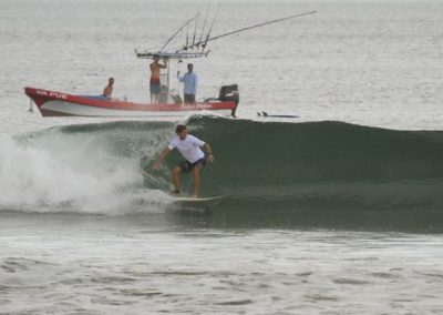Surfari Charters... having some surfing fun.