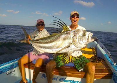 Fun day of fishing.