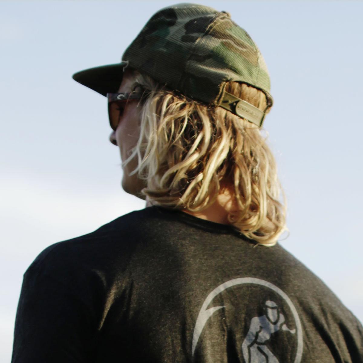 Camo Trucker Hat - Surfari Charters 77cd97c56ff