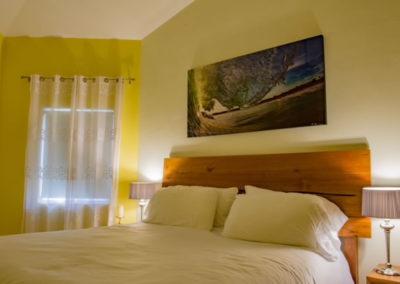 Beachfront Vacation Rental bedroom.